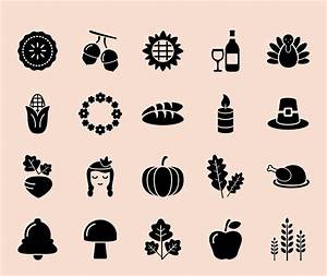 40  Free Thanksgiving Icons