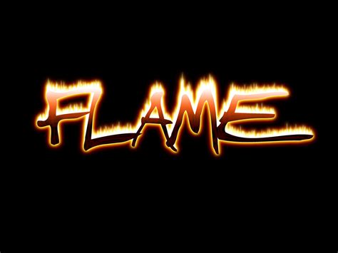 Move and rotate elements by dragging them. 16 Fire Writing Font Images - Alphabet Letters On Fire ...
