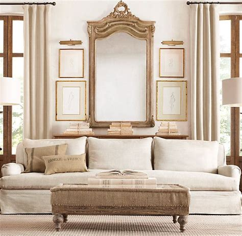 Restoration Hardware Living Room Pillows by Gilt Gallery Frames Gold For The Home Restoration