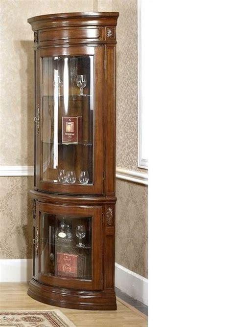 corner wall mounted glass display cabinet corner display