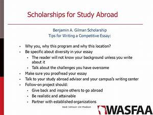 English Language Essay Topics How To Write A Scholarship Essay For Study Abroad Writing Ucas Personal  Statement Healthy Food Essays also What Is Thesis Statement In Essay Essay For Scholarship Abroad Help With Dissertations Essay For  My English Class Essay
