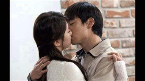 Miss A's Suzy And Lee Je Hoon Deep Kiss In Architecture