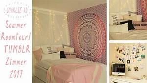 Tumblr Zimmer Lichterketten : sommer roomtour tumblr room youtube ~ Eleganceandgraceweddings.com Haus und Dekorationen