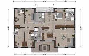 Kleine Holzhäuser Grundrisse : bungalow gro familie schwesig s hne gmbh ~ Bigdaddyawards.com Haus und Dekorationen