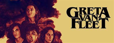 Greta Van Fleet  Black Smoke Rising (ep Review) Cryptic