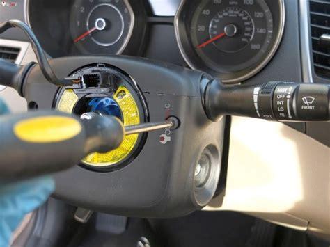 diy hyundai multifunction turn switch replacement