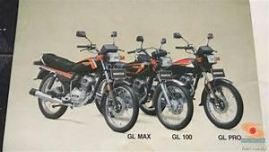 Ini Beda Honda Gl Max  Gl 100 Dan Gl Pro Brosis