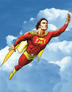 Flying Female Superhero | www.imgkid.com - The Image Kid ...