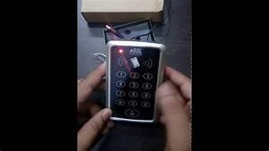 Change Password Of Essl Sa32