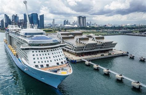 Singapore Cruise Port Schedule | CruiseMapper