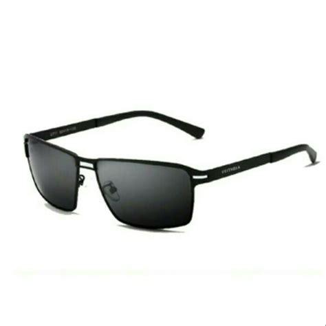 jual kacamata polarized stainless sunglasses black di lapak berdikari fauzitujuh