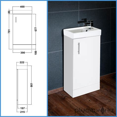 compact bathroom sink unit compact bathroom vanity unit basin sink vanity 400mm