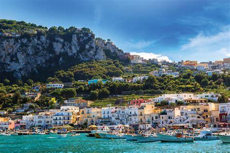 Capri Anacapri Amalfi Transat