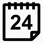 Icon Agenda Date Calendar Icons Month Timing