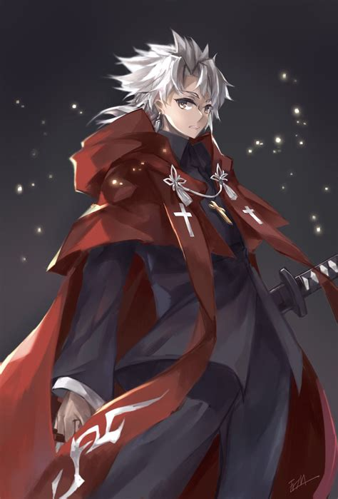 amakusa shirou tokisada ruler fgo personagens de