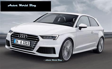 Facelift New Audi A3 1 150x150 2016 Taking Shape