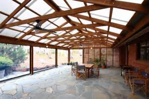 Ideas for Enclosed Patio with Pergola