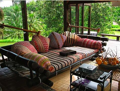 asian style interiors bali sofa great bamboo daybed