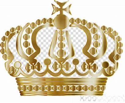 Crown Queen Transparent Tiara Golden Clipart Thank