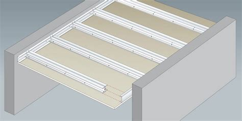 comment faire un plafond suspendu en ba13 comment installer faire un plafond autoportant faux plafond tutoriel guide solutions