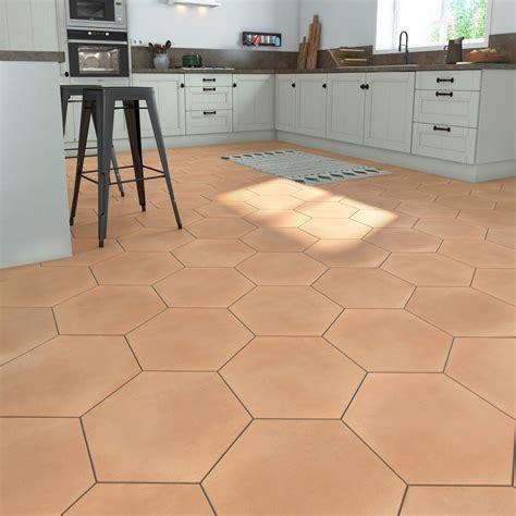 carrelage sol et mur terre cuite effet terre cuite