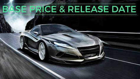 honda prelude base price  release date youtube