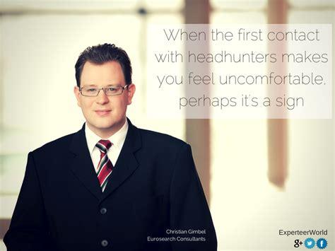 contact  headhunters