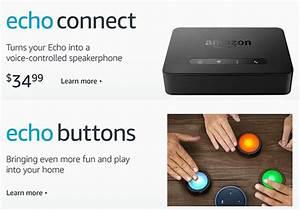 Amazon Echo Connect Deutschland : amazon echo 2017 echo plus connect buttons e fire tv ~ Kayakingforconservation.com Haus und Dekorationen