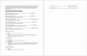 10  Analysis Report Templates