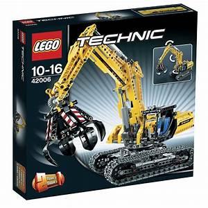 Lego Technic Occasion : lego technic gr vmaskin 42006 lego technic teman ~ Medecine-chirurgie-esthetiques.com Avis de Voitures