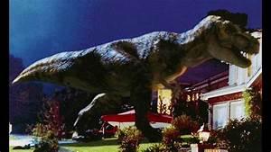 The Lost World Jurassic Park Bull T-Rex Sound Effects ...