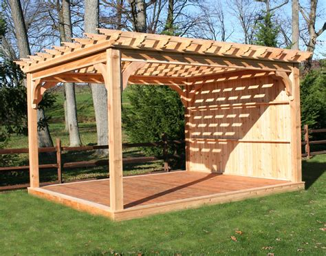 images of a pergola red cedar belvedere free standing pergolas pergolas by style gazebocreations com