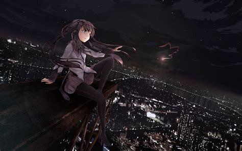 I You Anime Wallpaper - anime city wallpaper 183 free beautiful wallpapers