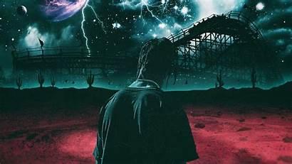 Travis Scott Astroworld Album 4k Wallpapers Fortnite