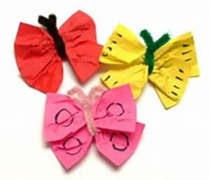 Schmetterlinge Aus Tonpapier Basteln : kostenlose bastelanleitungen zum basteln im sommer ~ Orissabook.com Haus und Dekorationen