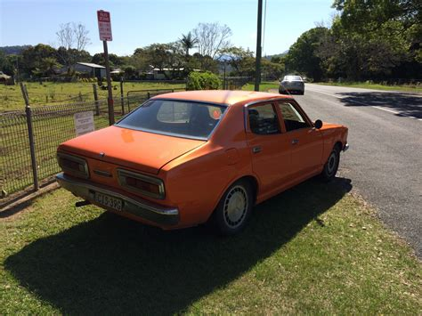 Datsun 180b by Cc For Sale 1972 Datsun 180b Orange You Glad I Stopped