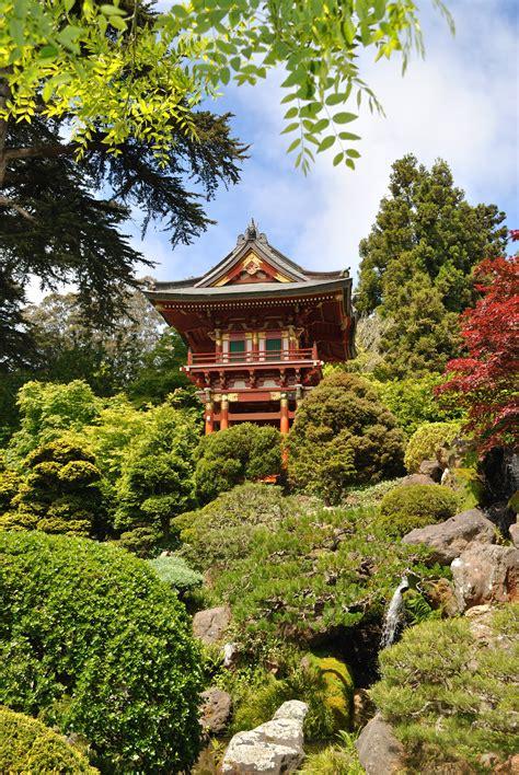 japanese tea garden san francisco california wikiwand
