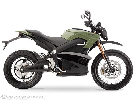2013 Zero Electric Motorcycles Photos