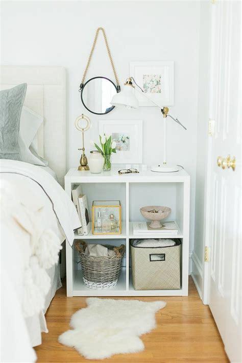 chambre design blanche idée déco chambre adulte 100 suggestions en blanc