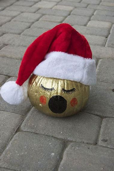 pumpkins decorated for christmas 8 ideas for leftover pumpkins a subtle revelry