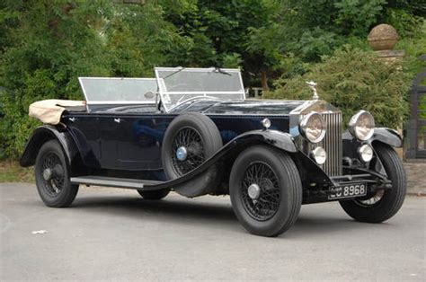 1930 Rolls Royce For Sale by 1930 Rolls Royce Phantom Ii For Sale Car And Classic