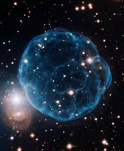 Stunning New Planetary Nebula Unveiled