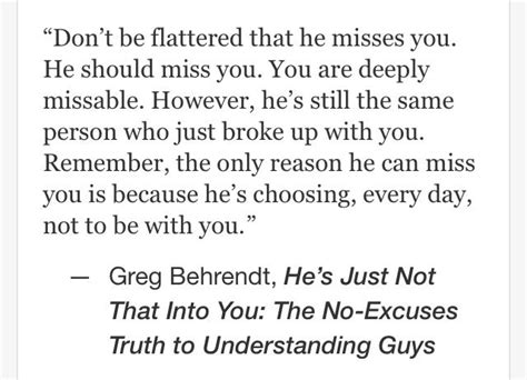He S Just Not That Into You Quotes Pics For Gt Hes Just Not That Into You Book Quotes
