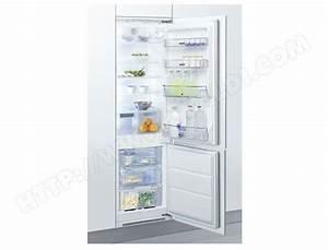 Refregirateur Pas Cher : whirlpool art483 4 pas cher refrigerateur congelateur ~ Premium-room.com Idées de Décoration