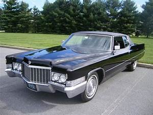 1970 Cadillac Coupe Deville For Sale  1875519