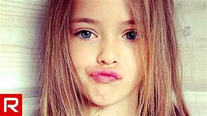 10 Most Beautiful Kids In The World 😍 | Child Models (Part ...