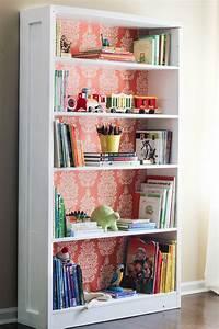 Bookshelf, Makeover, Before, U0026, After