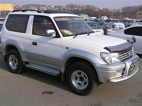 land cruiser prado car 2001 toyota land cruiser prado partsopen