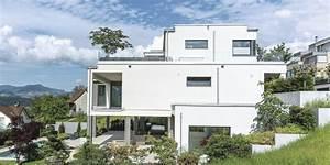2 Geschossiges Haus : 26 besten designerhaus bilder auf pinterest moderne h user ansicht und bauhaus ~ Frokenaadalensverden.com Haus und Dekorationen
