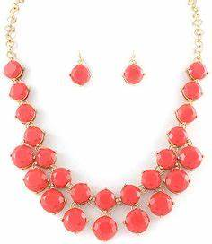 1000 ideas about Coral Statement Necklaces on Pinterest